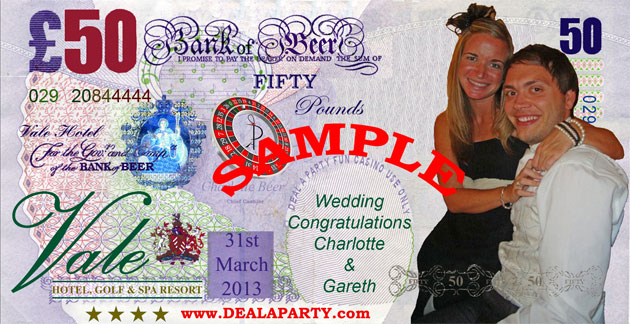 Beer - Wedding Reception Casino - Charlotte & Gareth, Vale Hotel - Hensol, Vale of Glamorgan